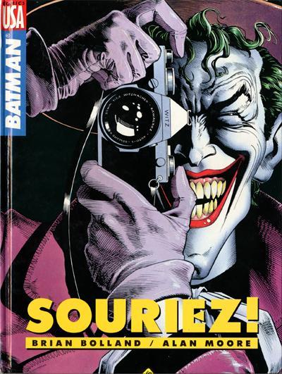 Couverture de Batman : Souriez (The Killing Joke) - Souriez !