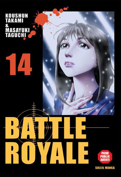 Couverture de Battle Royale -14- Tome 14