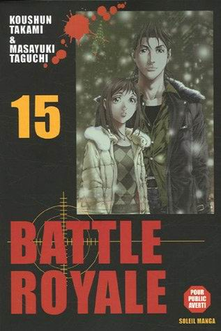 Couverture de Battle Royale -15- Tome 15