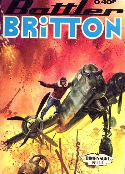 Couverture de Battler Britton -130- Opération