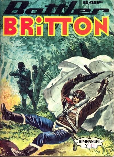 Couverture de Battler Britton (Imperia) -131- Mission suicide