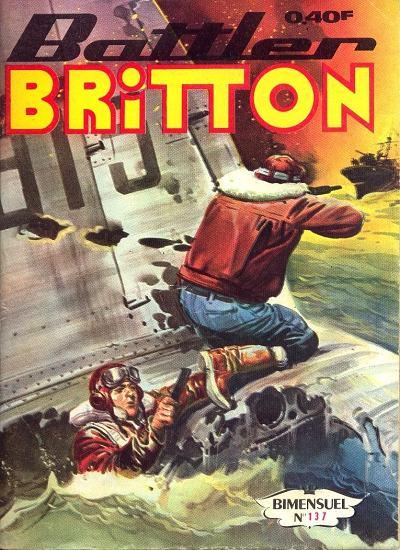 Couverture de Battler Britton (Imperia) -137- La fin du monstre