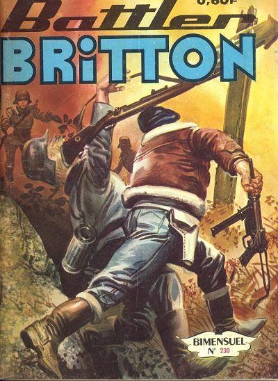 Couverture de Battler Britton (Imperia) -230- Fausses apparences
