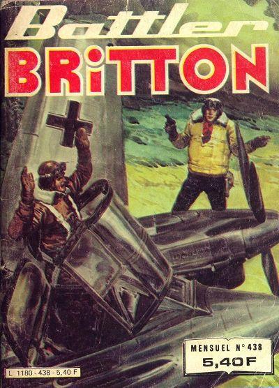 Couverture de Battler Britton (Imperia) -438- L'étrange adieu