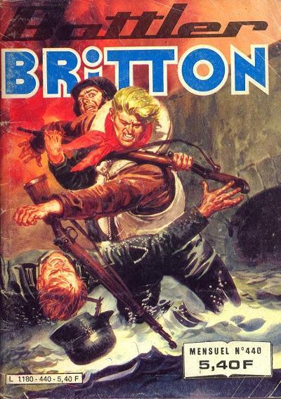 Couverture de Battler Britton (Imperia) -440- Récupérations