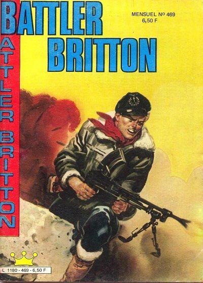 Couverture de Battler Britton -469- Le Piège