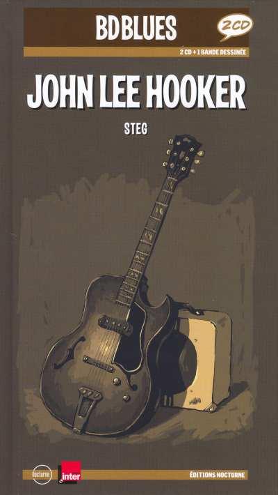 Couverture de BD Blues -6- John Lee Hooker