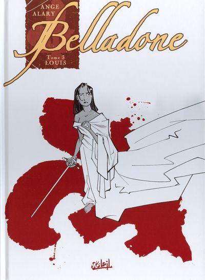 Couverture de Belladone -3- Louis