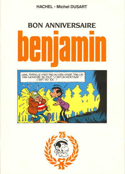 Benjamin 5 Bon Anniversaire Benjamin