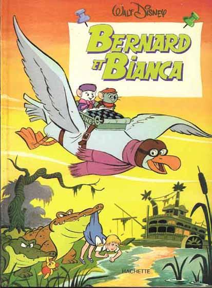 Couverture de Bernard et Bianca