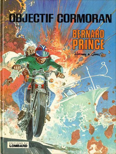 Couverture de Bernard Prince -12- Objectif Cormoran