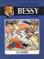 Couverture de Bessy -19- La famine