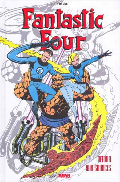 Best of Marvel : Fantastic Four - Retour aux sources