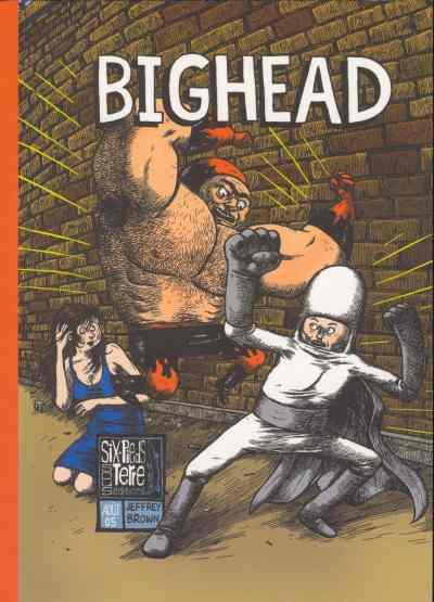 Couverture de Bighead