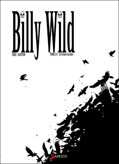 Couverture de Billy Wild -2- Le 13ème Cavalier