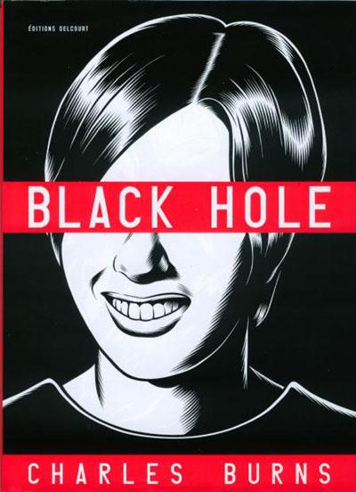 Couverture de Black hole -INT- Black Hole
