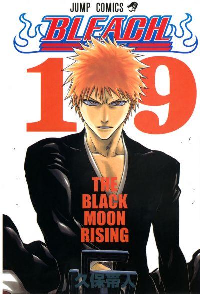 Couverture de Bleach -19- The Black Moon Rising