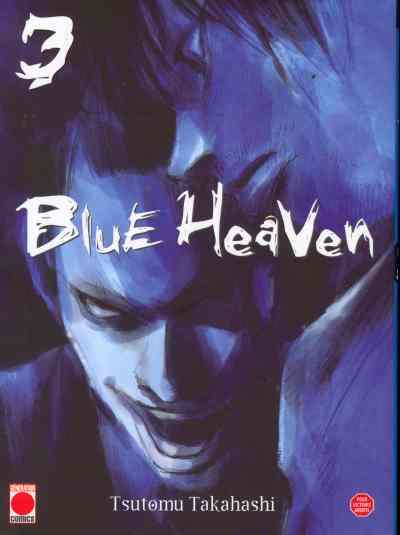 Couverture de Blue Heaven -3- Volume 3