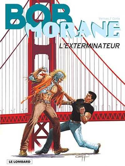 Couverture de Bob Morane 3 (Lombard) -59- L'exterminateur