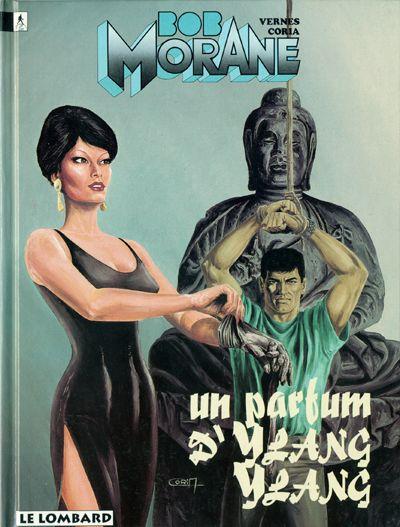 Couverture de Bob Morane 3 (Lombard) -48- Un parfum d'Ylang-Ylang