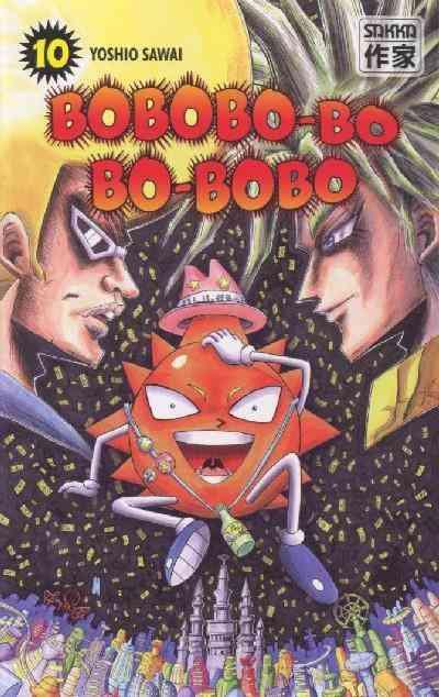 Couverture de Bobobo-bo Bo-bobo -10- Tome 10
