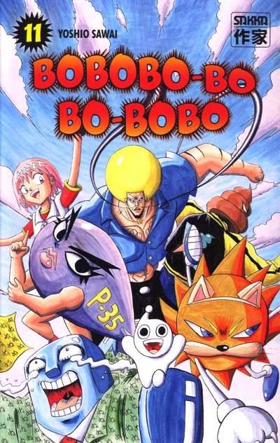 Couverture de Bobobo-bo Bo-bobo -11- Tome 11