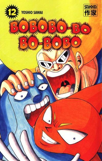 Couverture de Bobobo-bo Bo-bobo -12- Tome 12