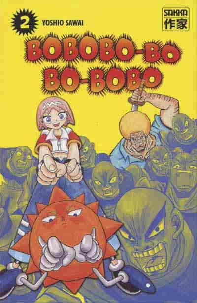 Couverture de Bobobo-bo Bo-bobo -2- Tome 2