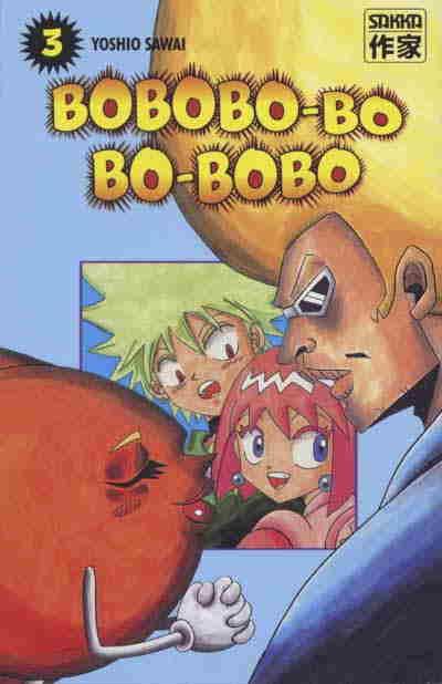 Couverture de Bobobo-bo Bo-bobo -3- Tome 3