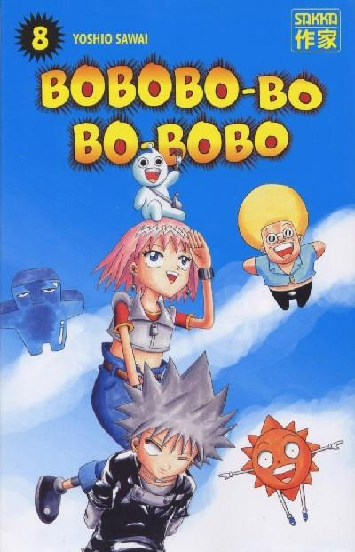 Couverture de Bobobo-bo Bo-bobo -8- Tome 8