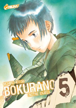 Couverture de Bokurano (Notre enjeu) -5- Tome 5
