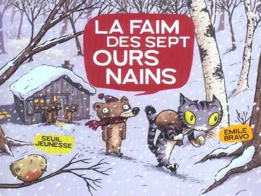 Les sept ours nains 2 la faim des sept ours nains for Maison des 7 nains