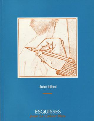 Couverture de Le cahier bleu -HS- Esquisses pour le Cahier Bleu