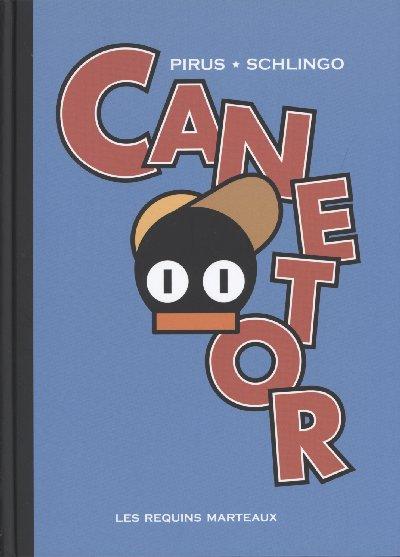 Couverture de Canetor - Tome 1