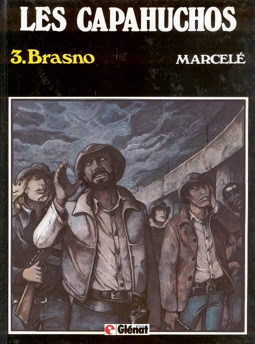 Couverture de Les capahuchos -3- Brasno