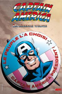 Couverture de Best of Marvel -13- Captain America : La Légende vivante