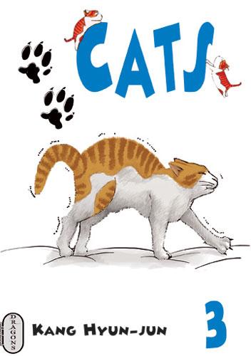 Couverture de Cats -3- Volume 3