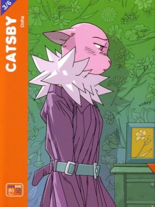 Couverture de Catsby -3- Volume 3/6