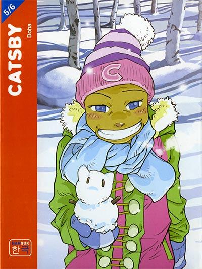 Couverture de Catsby -5- Volume 5/6