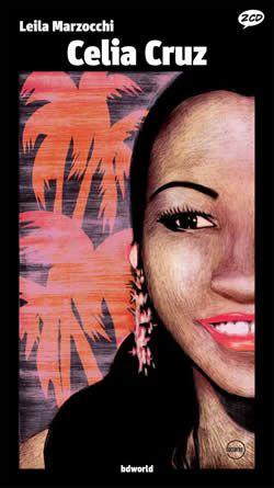 Couverture de BD World - Celia Cruz
