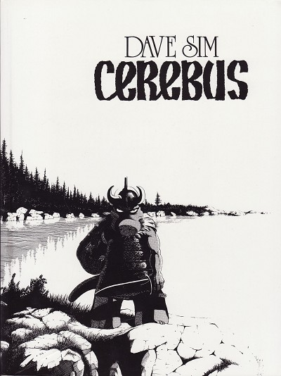 Couverture de Cerebus (1977) -INT01- Cerebus