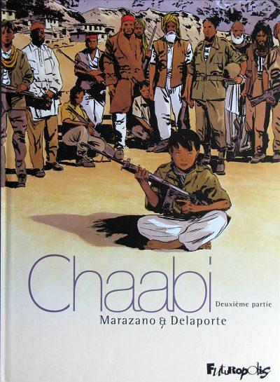 Couverture de Chaabi -2- La révolte - Deuxième partie
