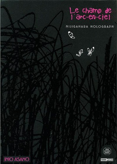 Le champ de l'arc-en-ciel - Nijigahara Holograph