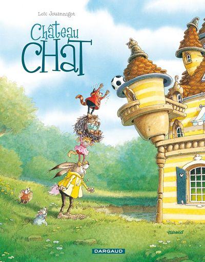 Couverture de Château Chat