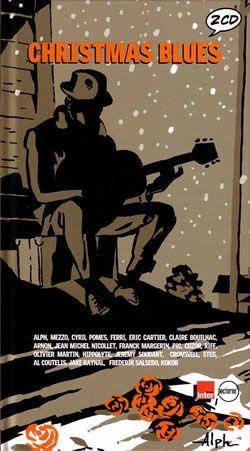 Couverture de Christmas -2- Christmas Blues