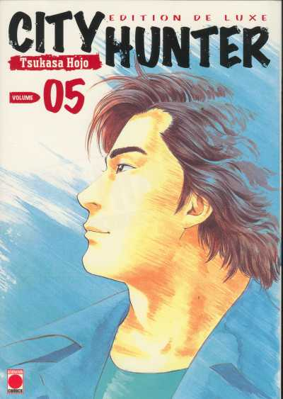 Couverture de City Hunter (édition de luxe) -5- Volume 05
