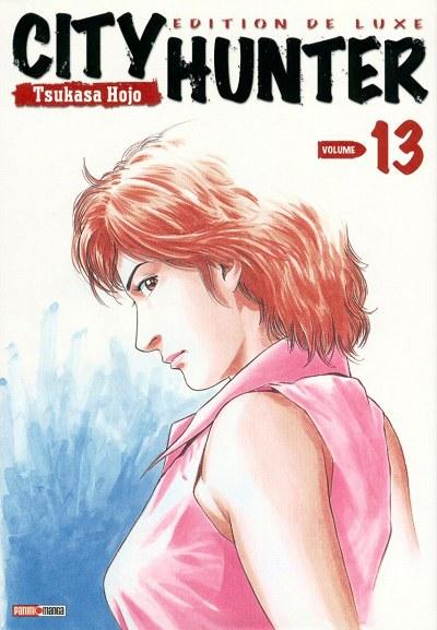 Couverture de City Hunter (édition de luxe) -13- Volume 13