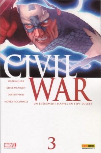 Couverture de Civil War - Tome 3
