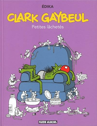 Couverture de Édika -33- Clark Gaybeul Petites lâchetés