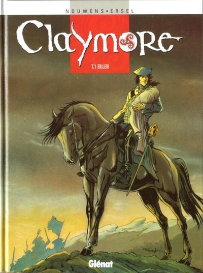 Couverture de Claymore (Ersel) -1- Eillen